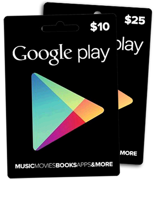 gratis google play-codes