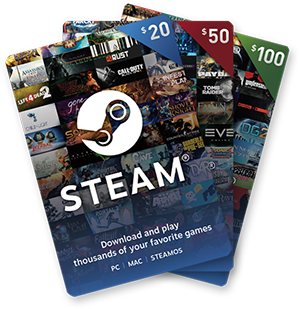 Steam Wallet Code Generator